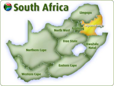 Stockists Mpumalanga