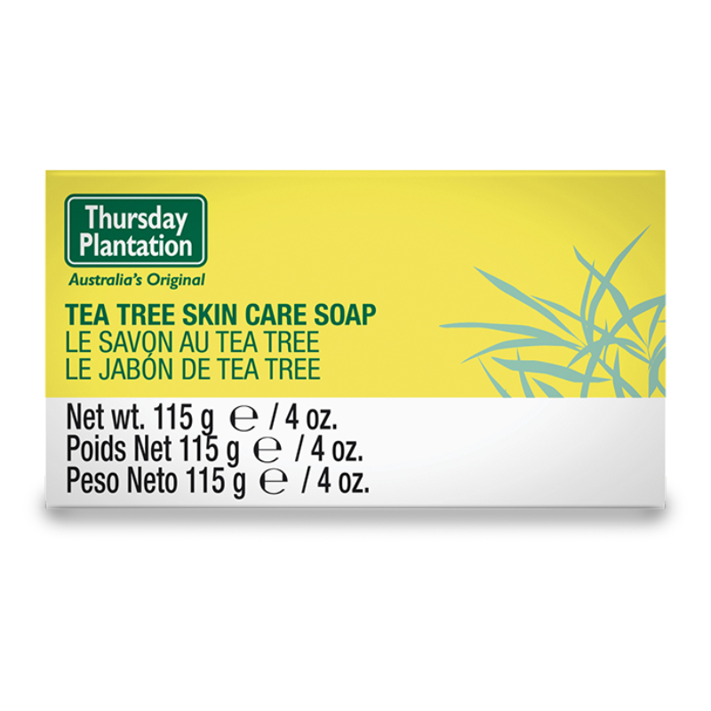 Thursday Plantation Tea Tree Skin Care Soap 115g