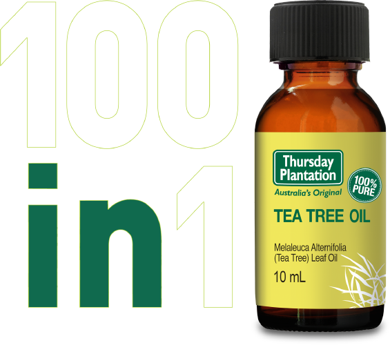 100 in 1 Tea Tree Uses