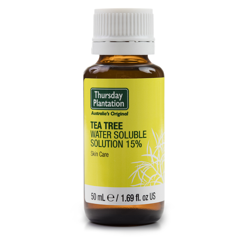 Tea Tree Water Soluble 15% Solution